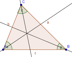 triangle-bisector